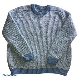 Gaeltarra 100% pure new wool handfashioned sweater